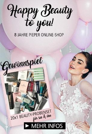 Parfümerie Pieper online - 8. Geburtstag