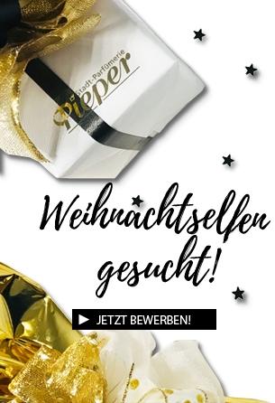 Parfümerie Pieper online - Einpackhilfen gesucht!