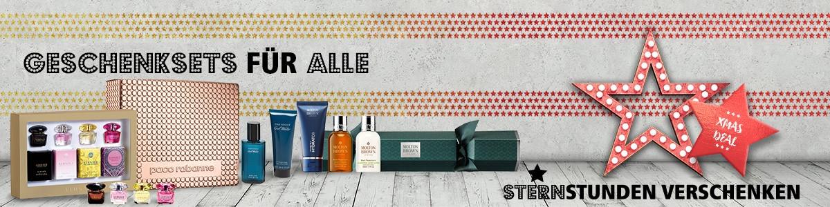 Geschenksets für Weihnachten - Parfümerie Pieper online