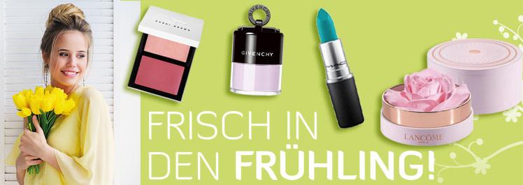 Parfümerie Pieper Online - Make-up Frühlings-Looks 2017