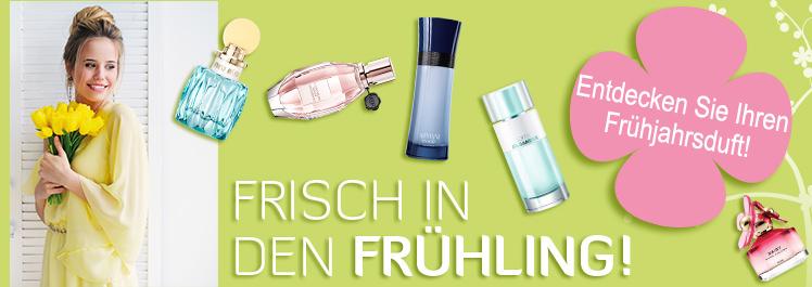 Parfümerie Pieper Online - Frühlingsdüfte für Sie und Ihn