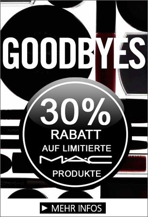 Parfümerie Pieper online - 30% Rabatt auf limitierte MAC Produkte!
