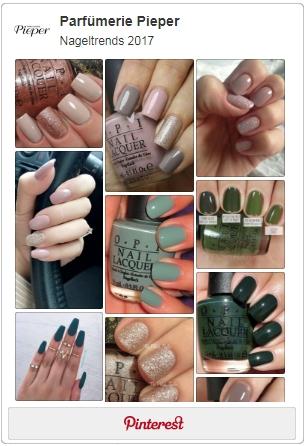 Parfümerie Pieper online - Pinterest-Trends für die Nägel