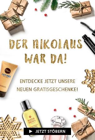 Parfümerie Pieper online - Der Nikolaus war da! Jetzt Geschenke sichern!