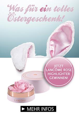Parfümerie Pieper online - Lancôme Rose Highlighter gewinnen!