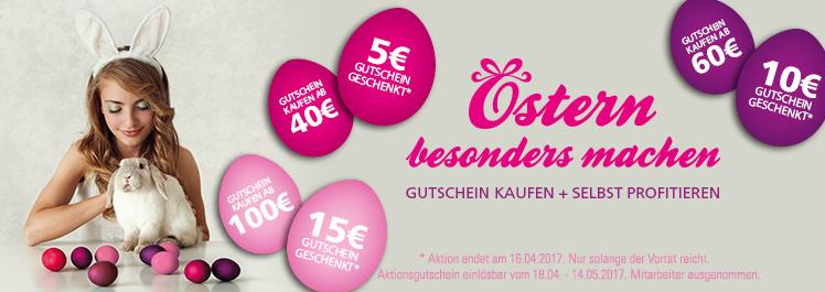 Parfümerie Pieper Online – Ostern-Gutschein geschenkt!