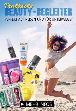 Parfümerie Pieper online - Praktische Beauty-Begleiter