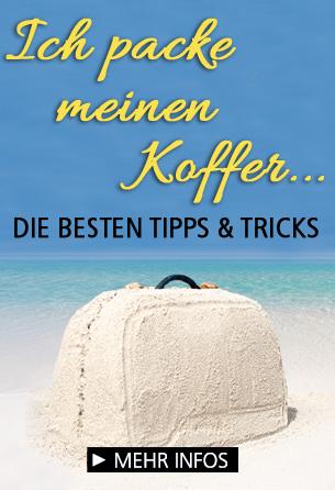 Parfümerie Pieper online - Tipps & Tricks für die Reise