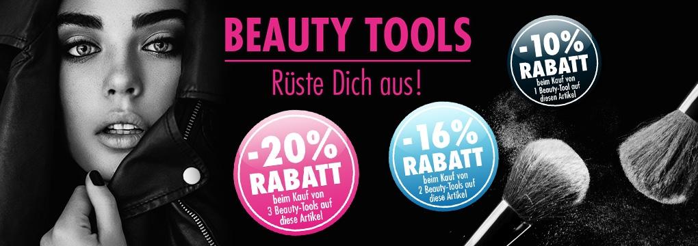 Parfümerie Pieper Online - Beauty-Tools Staffelrabatt 2017
