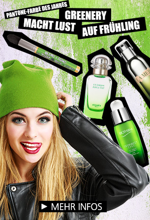 Parfümerie Pieper online - Greenery!