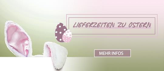 Unsere Lieferzeiten zu Ostern- Parfümerie Pieper Online