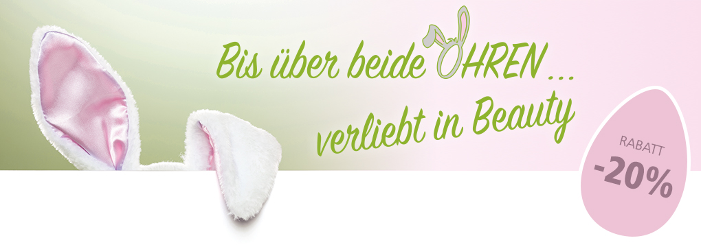 Parfümerie Pieper - Ostern 2019 20% Rabatt