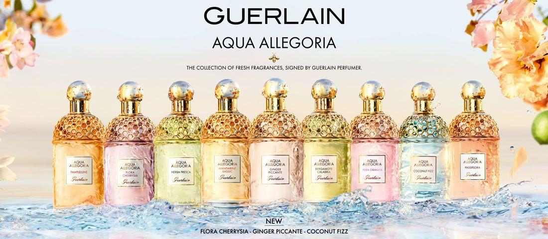 Guerlain Aqua Allegoria entdecken