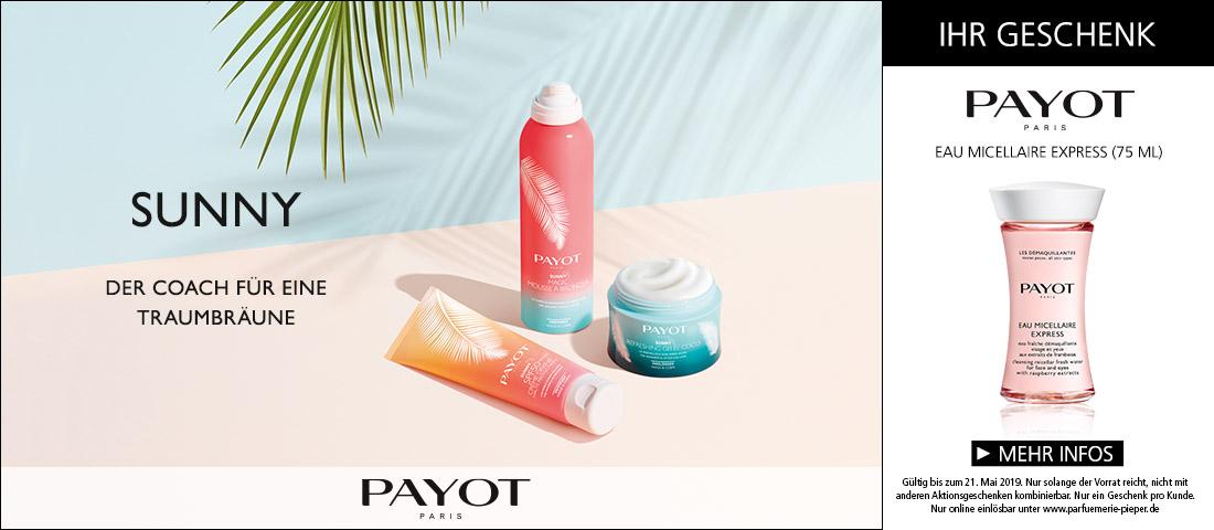 Payot Sunny entdecken