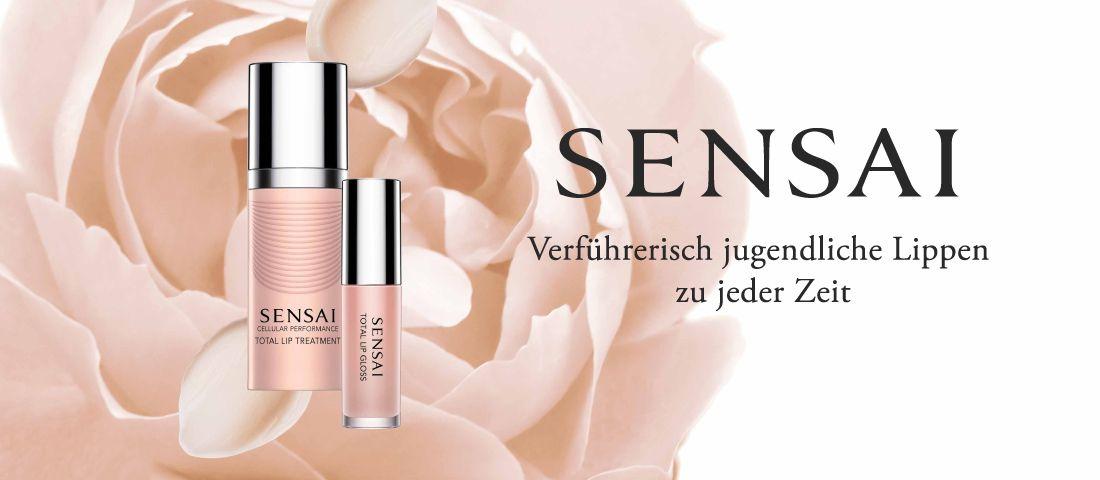 Sensai Total Lip Treatment entdecken
