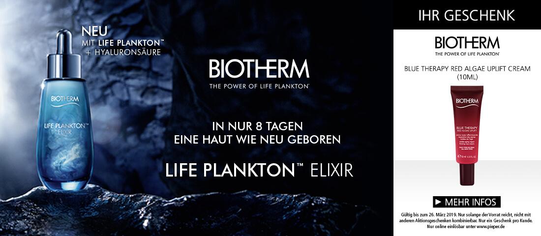 Jetzt Biotherm Life Plankton entdecken