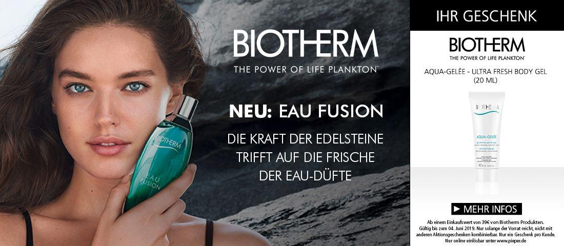 Biotherm Eau Fusion entdecken