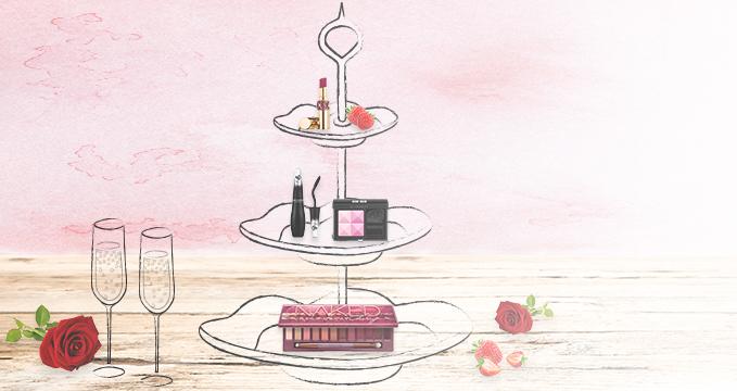 Valentinstag 2019 - unser Valentinsmenü - Vorspeise
