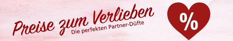 Parfümerie Pieper - Preise zum Verlieben - die perfekten Partner-Düfte
