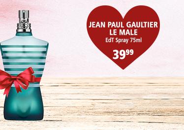 Parfümerie Pieper - Preise zum Verlieben - die perfekten Partner-Düfte - Jean-Paul Gaultier Le Male