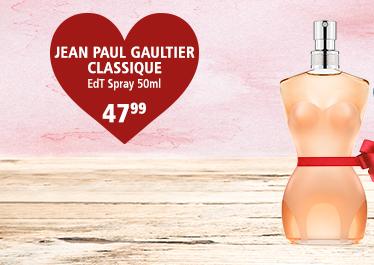 Parfümerie Pieper - Preise zum Verlieben - die perfekten Partner-Düfte - Jean-Paul Gaultier Classique