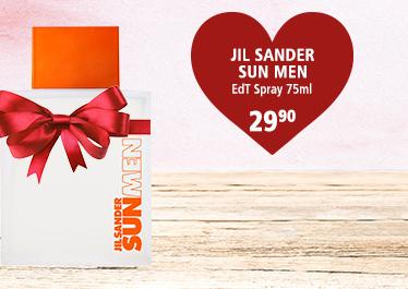 Parfümerie Pieper - Preise zum Verlieben - die perfekten Partner-Düfte - Jil Sander Men