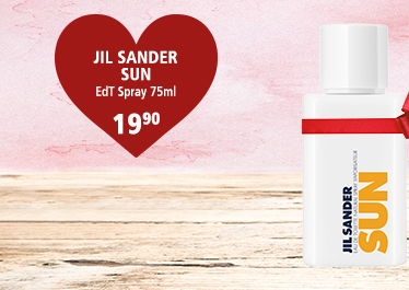 Parfümerie Pieper - Preise zum Verlieben - die perfekten Partner-Düfte - Jil Sander Sun