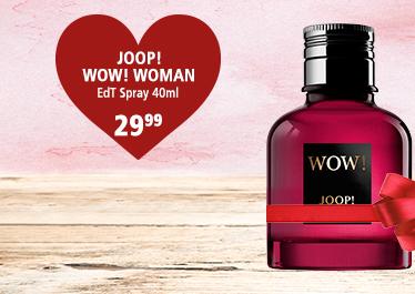 Parfümerie Pieper - Preise zum Verlieben - die perfekten Partner-Düfte - JOOP! WOW! Woman