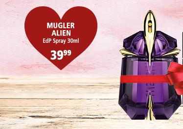Parfümerie Pieper - Preise zum Verlieben - die perfekten Partner-Düfte - MUGLER Alien