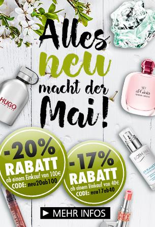 Parfümerie Pieper online - Mai 2017
