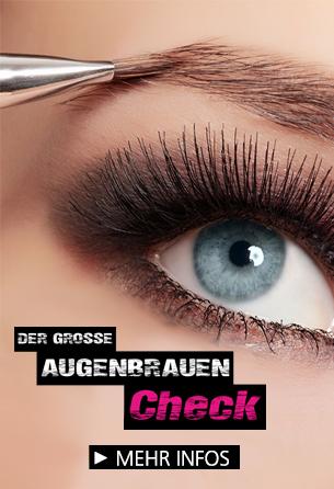 Parfümerie Pieper online Augenbrauen-Styling hier erklärt!