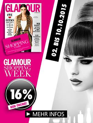 Parfümerie Pieper online - Glamour Shopping Week 2015