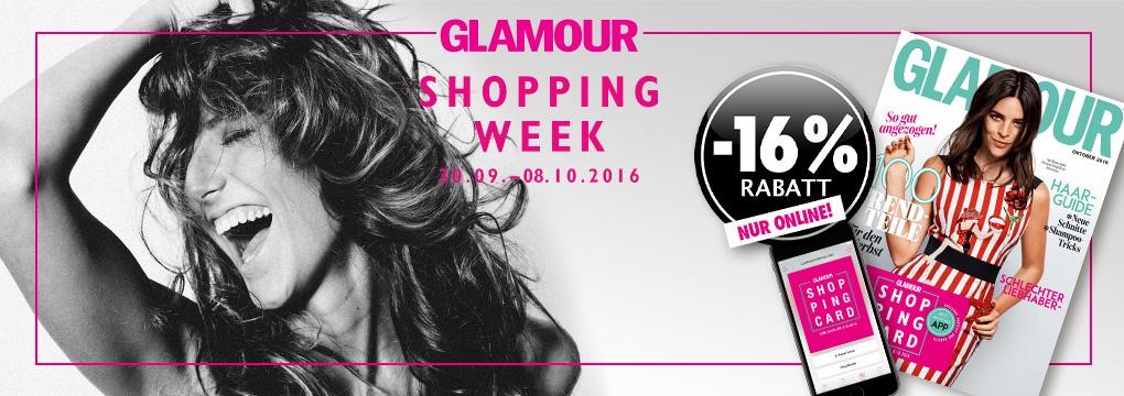 Parfümerie Pieper online - GLAMOUR Shopping-Week bei Pieper!