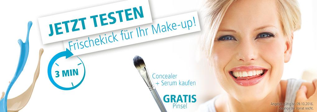 Parfümerie Pieper online - Frischekick in 3 Minuten!