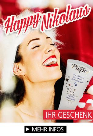 Entdecken Sie Ihr gratis Nikolaus-Geschenk bei Parfümerie Pieper online!