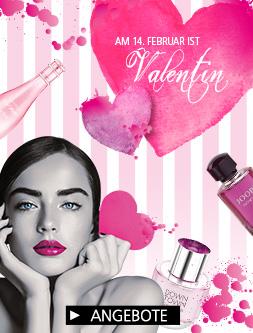 Entdecken Sie die besten Geschenkideen zum Valentinstag bei Parfümerie Pieper online!