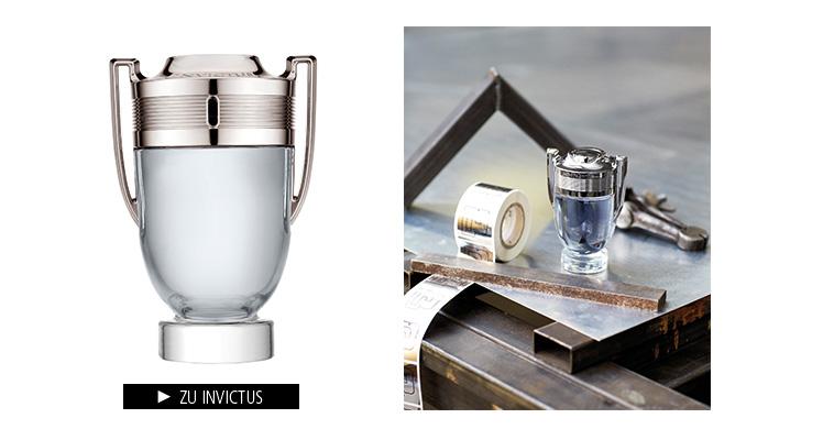 Parfümerie Pieper online - Paco Rabanne - Invictus im Markenshop entdecken
