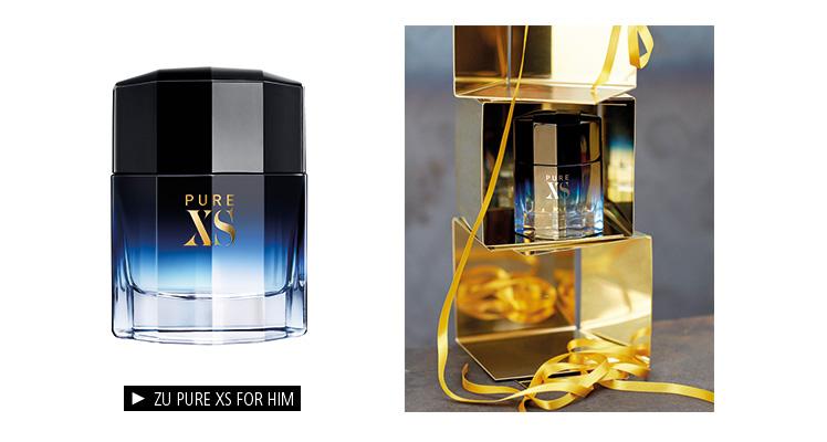 Parfümerie Pieper online - Paco Rabanne - Pure XS for Him im Markenshop entdecken