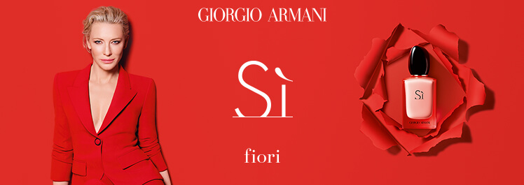 Parfümerie Pieper online - Giorgio Armani - Sì fiori + Kundengeschenk