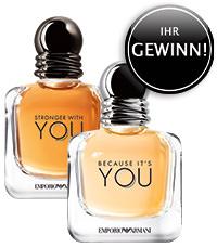 Parfümerie Pieper online - Ihr Gewinn von Armani