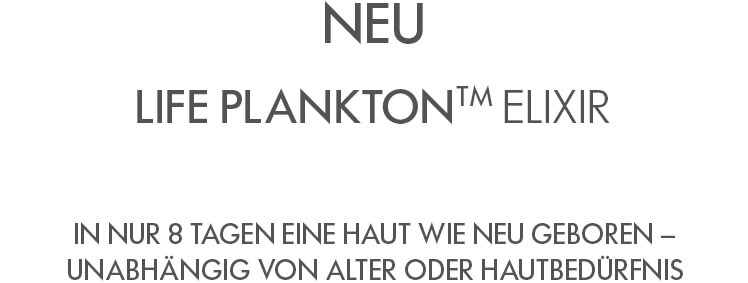 Parfümerie Pieper online - Biotherm - Life Plankton Elixir