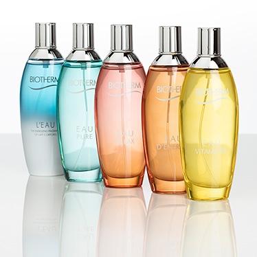 Parfümerie Pieper online - Biotherm Eau jetzt im Markenshop entdecken