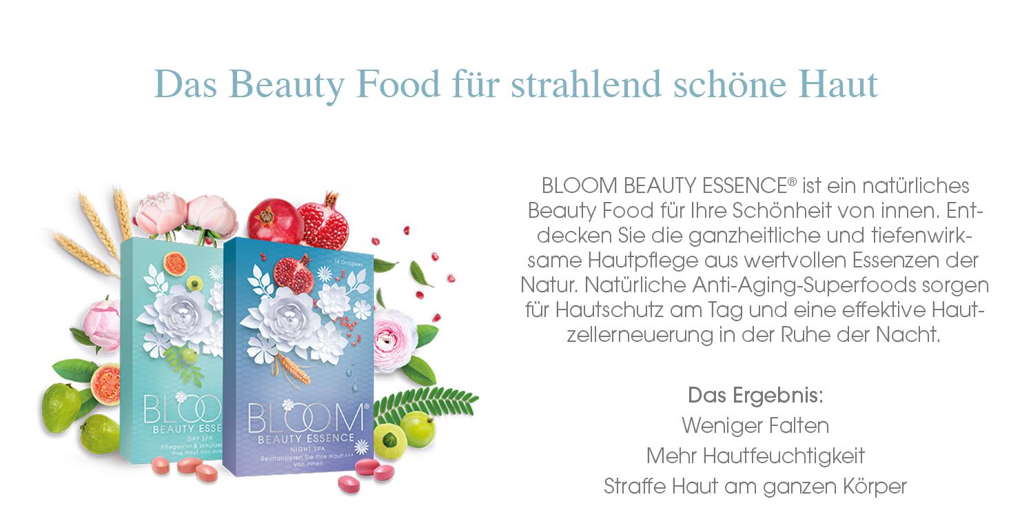 Parfümerie Pieper online - Bloom - Beauty Essence