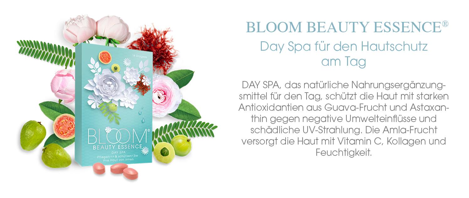 Parfümerie Pieper online - Bloom - Beauty Essence Day Spa