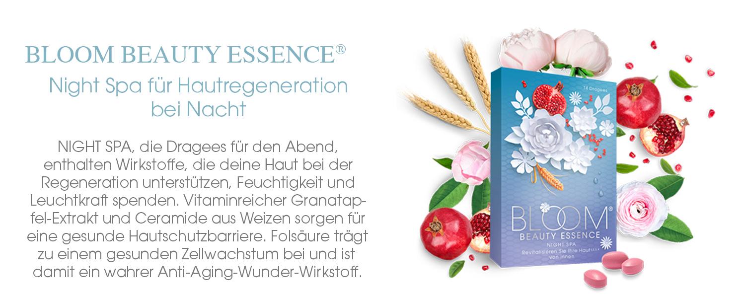 Parfümerie Pieper online - Bloom - Beauty Essence Night Spa