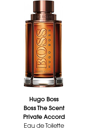 Parfümerie Pieper online - Hugo Boss - The Scent For Him Private Accord - Eau de Toilette - jetzt im Markenshop entdecken
