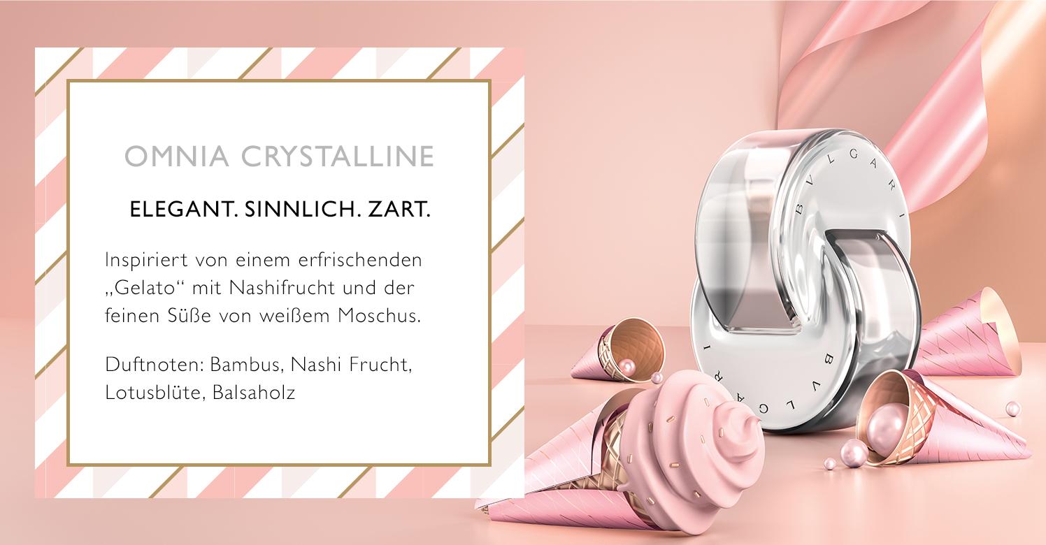 Parfümerie Pieper online - Bvlgari - Omnia Crystalline EdT