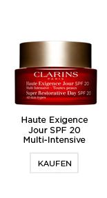 Parfümerie Pieper online - Clarins - Haute Exigence Jour Multi-Intensive SPF 20
