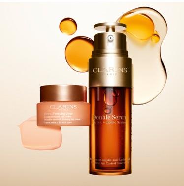 Parfümerie Pieper online - Clarins Extra-Firming & Double Serum