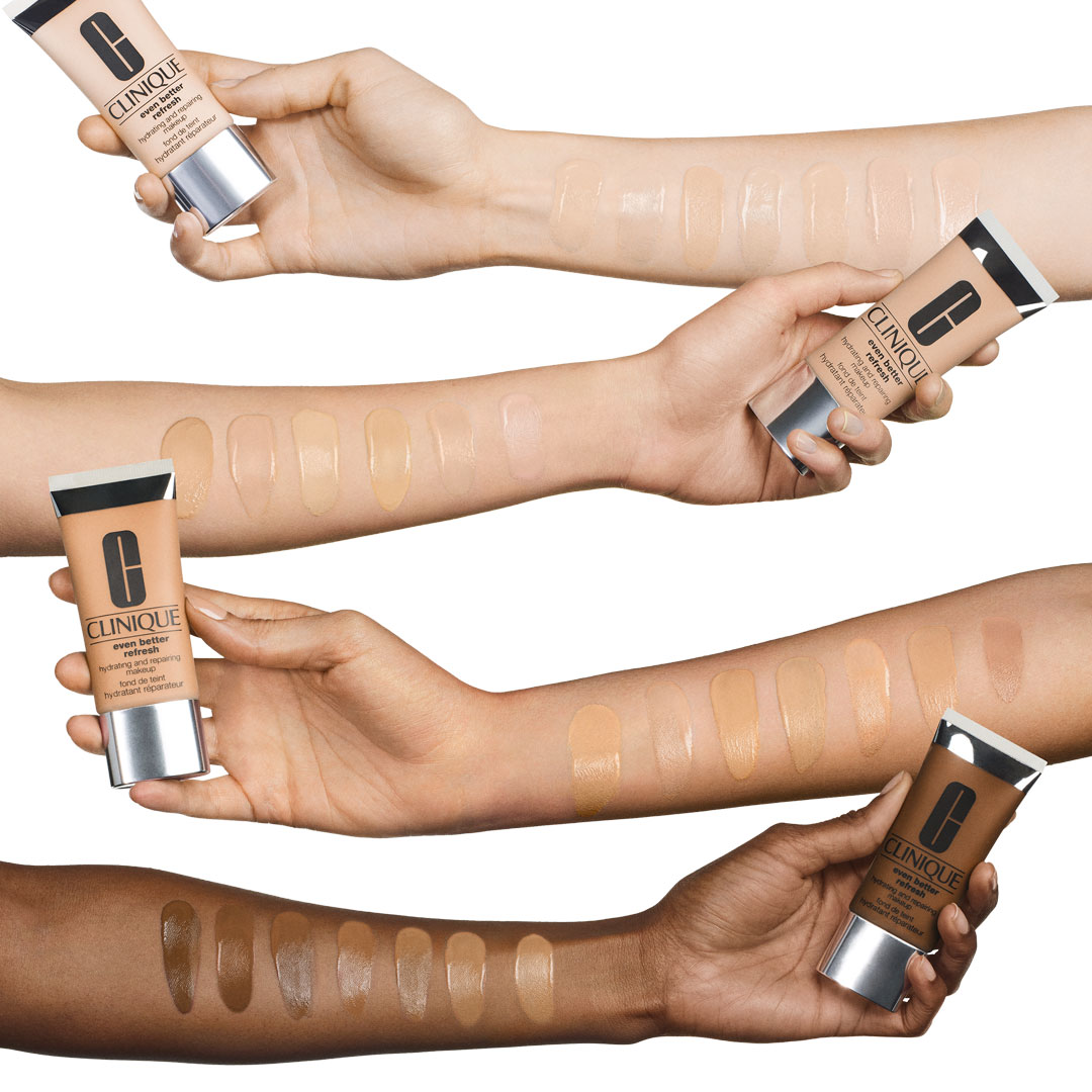 Parfümerie Pieper online - Clinique - Even Better Refresh Hydrating and Repairing Makeup - Einleitung